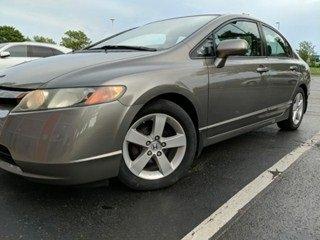 Photo Used 2008 Honda Civic EX-L Sedan