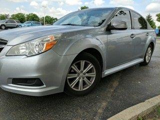 Photo Used 2012 Subaru Legacy 2.5i Sedan