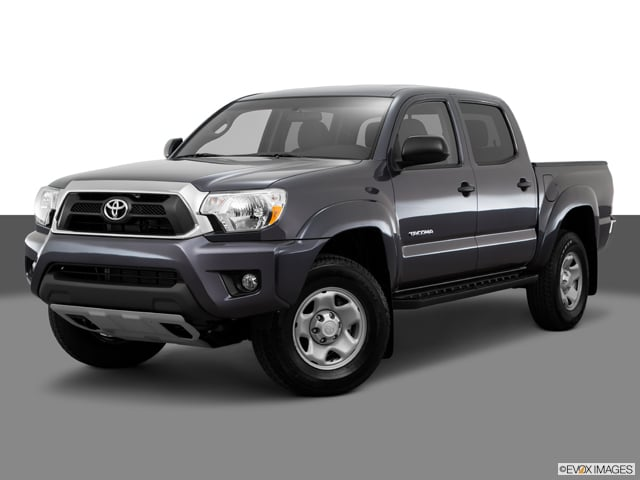 Photo 2015 Toyota Tacoma TRD Long Bed TRD Sport Long Bed Pickup Truck