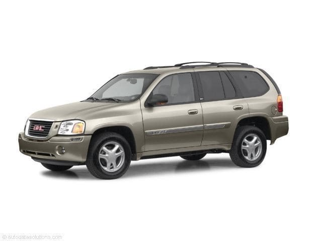 Photo Used 2002 GMC Envoy For Sale Lincoln, NE