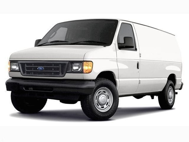 Photo 2007 Ford Econoline E-250 Commercial Full-size Cargo Van for Sale in Mt. Pleasant, Texas