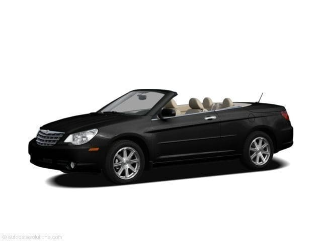 Photo Used 2008 Chrysler Sebring Limited 2dr Conv FWD in Fort Myers
