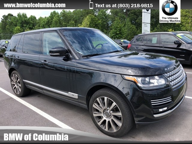 Photo 2014 Land Rover Range Rover Supercharged Autobiography SUV 4x4