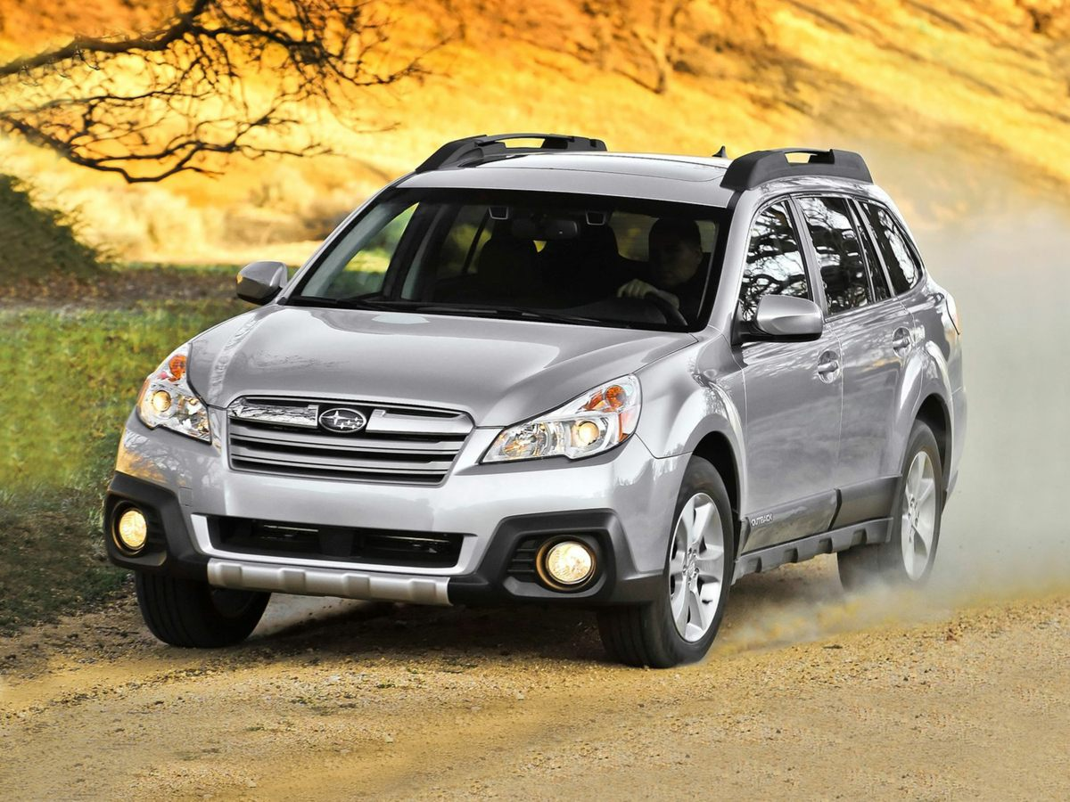 Photo Pre-Owned 2014 Subaru Outback 2.5i SUV For Sale  Raleigh NC