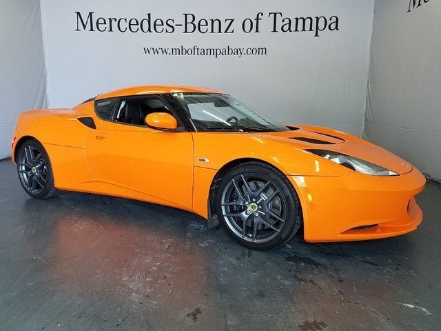 Photo Pre-Owned 2010 Lotus Evora 22 Coupe in Jacksonville FL