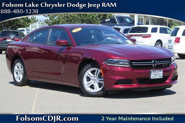 Photo 2017 Dodge Charger SE Sedan - Certified Used Car Dealer Serving Sacramento, Roseville, Rocklin  Citrus Heights CA