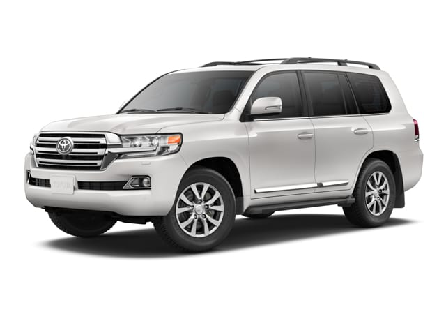 Photo Used 2016 Toyota Land Cruiser V8 SUV for Sale in Beaverton,OR