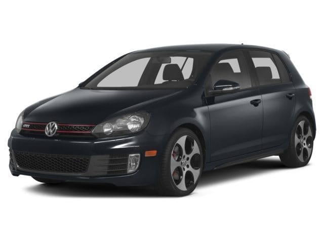 Photo Used 2014 Volkswagen GTI Drivers Edition Hatchback for Sale in Beaverton,OR