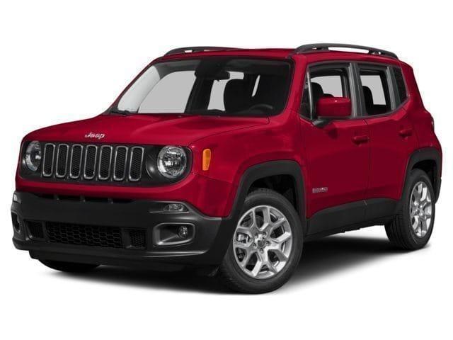 Photo Used 2017 Jeep Renegade Latitude For Sale in Doylestown PA  ZACCJBBBXHPE81692