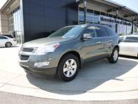 Pre-Owned 2011 Chevrolet Traverse 4D Sport Utility FWD
