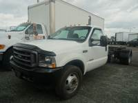 2004 Ford F-550 Chassis Truck Regular Cab V-8 cyl