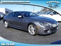Used 2014 BMW 6 Series 650i Gran Coupe near Greenville, NC