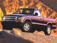 1997 Chevrolet S-10 LS Truck
