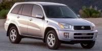 Used 2002 Toyota RAV4 4dr Auto (Natl)