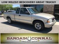 Used 2002 GMC Sonoma SL Pickup