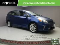 Pre-Owned 2012 TOYOTA PRIUS V 5DR WGN FIVE Front Wheel Drive Wagon