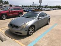 Used 2004 INFINITI G35 COUPE w/Leather Coupe
