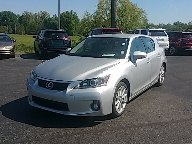 Photo Used 2011 LEXUS CT 200h 200h For Sale in Terre Haute, IN  Near Greencastle, Vincennes, Clinton  Brazil, IN  VINJTHKD5BH9B2040306