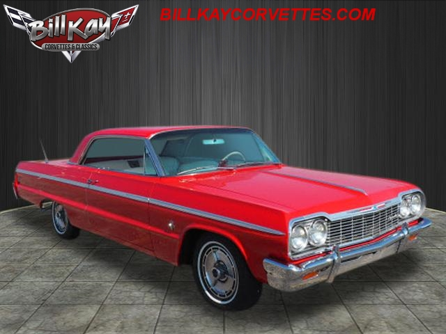 Photo Pre-Owned 1964 Chevrolet Impala SS Coupe