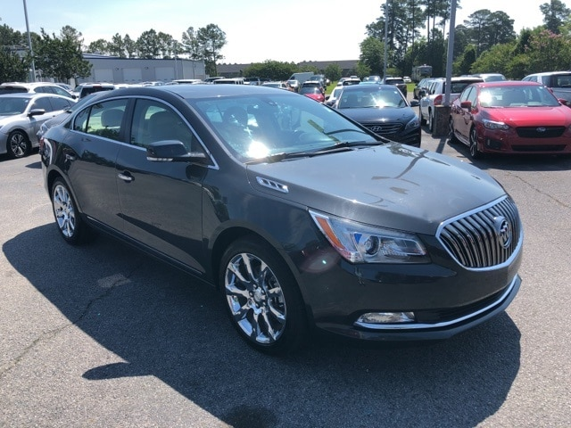 Photo Used 2014 Buick LaCrosse Leather Group near Greenville, NC