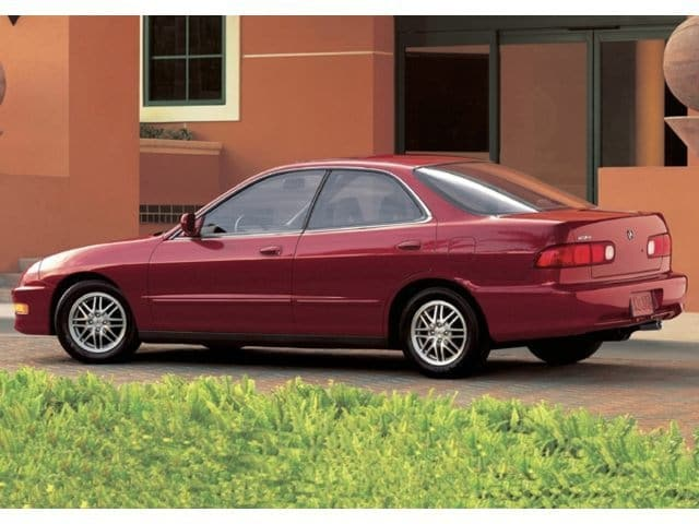 Photo Used 2001 Acura Integra LS in Gaithersburg