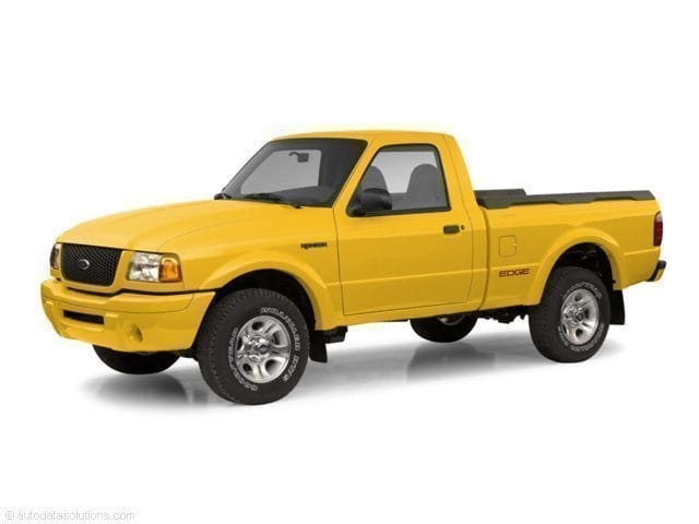 Photo Used 2003 Ford Ranger 2WD in Houston, TX