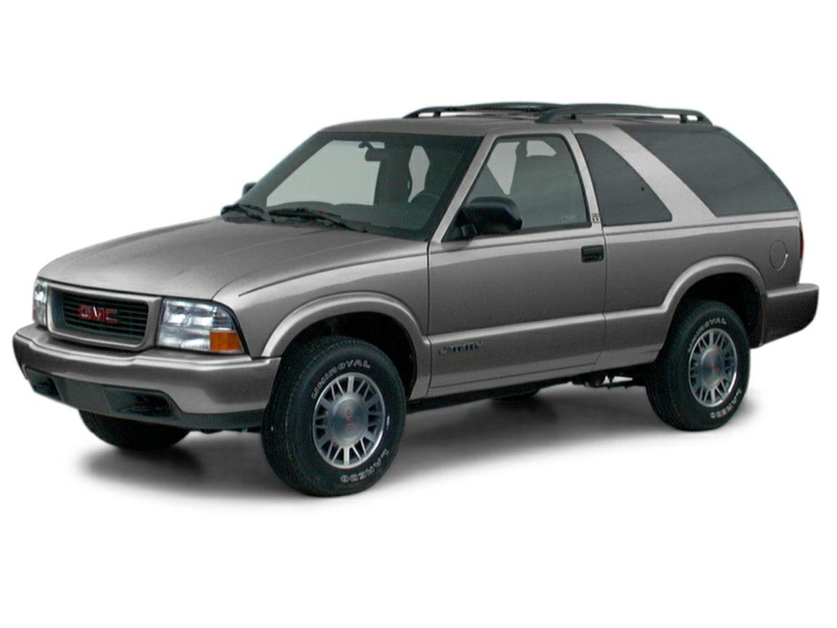 Photo 2000 GMC Jimmy SLS SUV