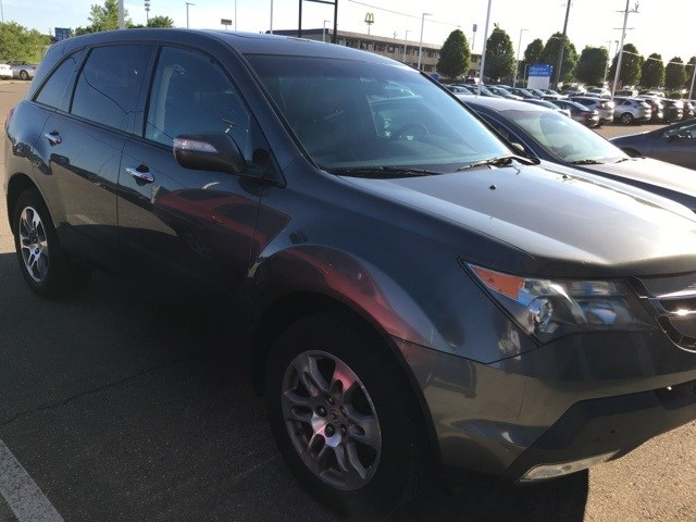 Photo Used 2007 Acura MDX 3.7L Technology Package For Sale in Monroe OH