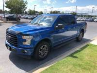 Used 2017 Ford F-150 XLT 2WD SuperCrew 5.5' Box Pickup