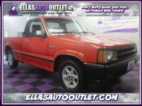 1990 Mazda B-Series B2600i Reg. Cab Short Bed 2WD