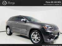2014 Jeep Grand Cherokee Summit Navigation | Rear Camera | Pano Roof | Parking Sensors | 15 16 Four Wheel Drive SUV