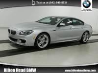 2015 BMW 6 Series 640i * BMW CPO Warranty * One Owner * M Sport * Na Gran Coupe Rear-wheel Drive