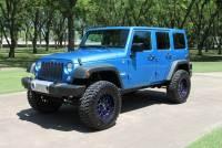 Used 2015 Jeep Wrangler Unlimited Sahara 4x4