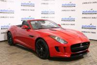 Certified Pre-Owned 2017 Jaguar F-TYPE S Rear-Wheel Drive with Limited-Slip Differential 2 Door Convertible