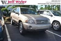 2005 Toyota Highlander V6