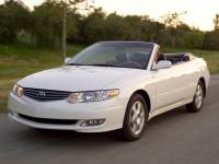 Pre-Owned 2003 Toyota Camry Solara SLE Convertible For Sale | Raleigh NC