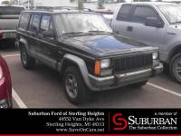 1996 Jeep Cherokee Country SUV I6 SMPI 12V