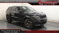 Used 2016 Jeep Grand Cherokee SRT SUV For Sale Findlay, OH