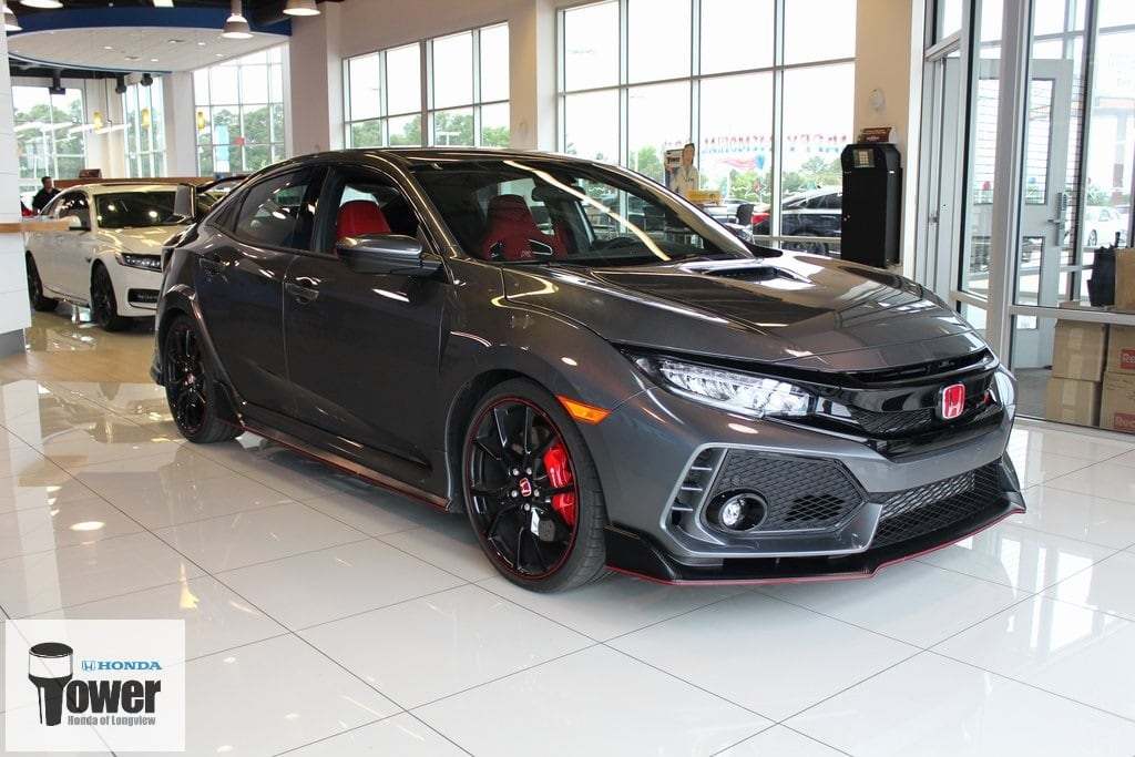 Photo 2017 Honda Civic Type R Touring Hatchback For Sale near Tyler  Marshall in East Texas