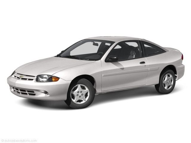 Photo Used 2004 Chevrolet Cavalier LS Coupe in Allentown