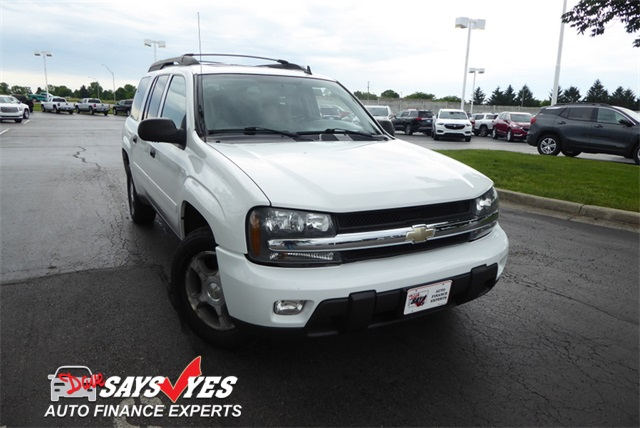 Photo Pre-Owned 2006 Chevrolet TrailBlazer EXT LS 4WD