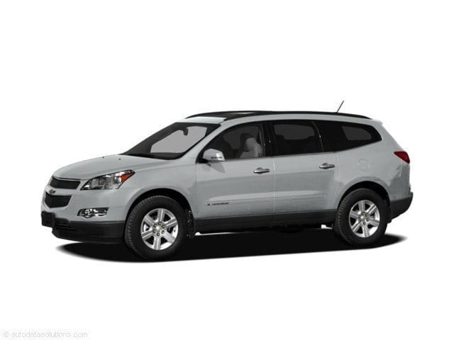 Photo Used 2011 Chevrolet Traverse LS in Ames, IA