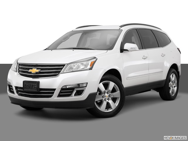 Photo Used 2015 Chevrolet Traverse LTZ in Ames, IA