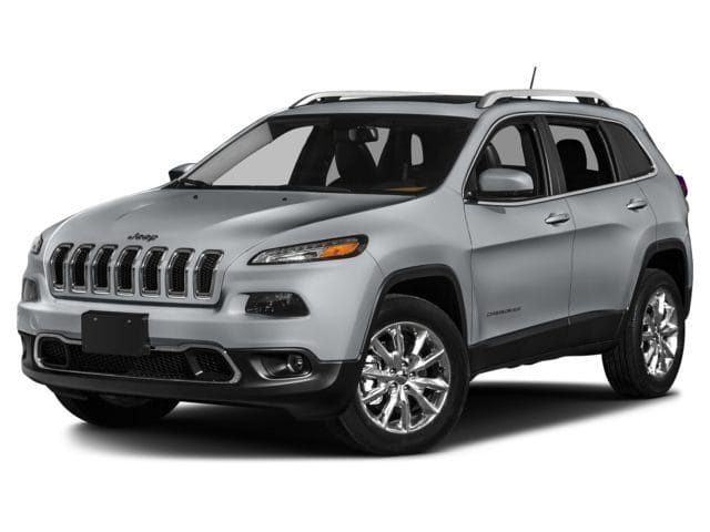 Photo Used 2017 Jeep Cherokee Limited SUV Automatic 4x4 in Chicago, IL