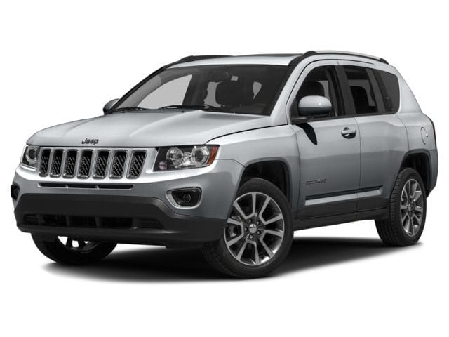 Photo Used 2016 Jeep Compass Sport SUV Automatic 4x4 in Chicago, IL