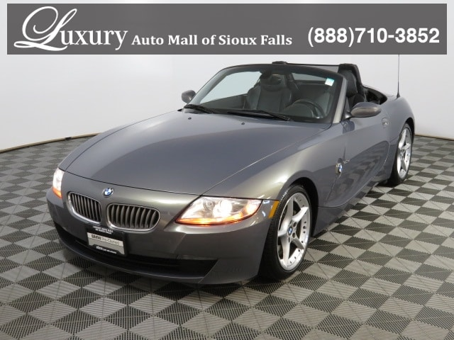 Photo 2008 BMW Z4 Roadster 3.0si 3.0si Convertible in Sioux Falls, SD
