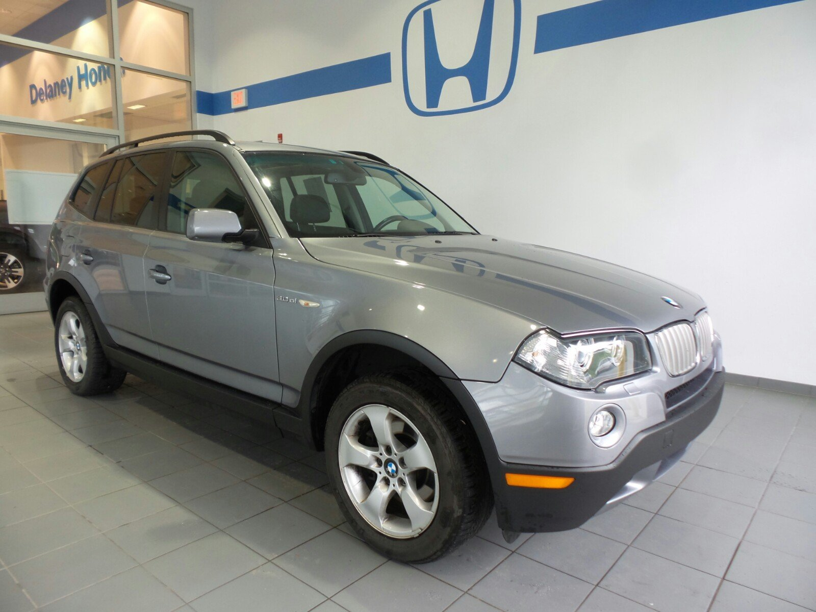 Photo Used 2008 BMW X3 3.0si For Sale Indiana, Pennsylvania
