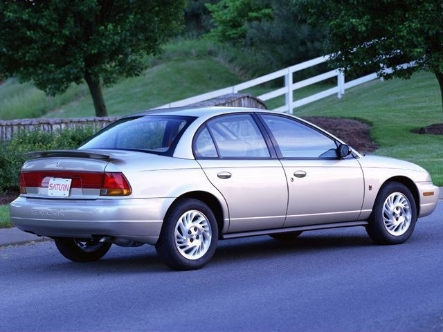Photo 1999 Saturn SL2 Base Sedan