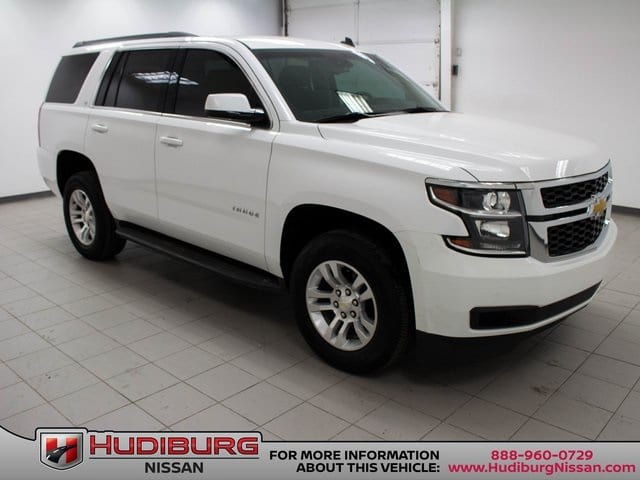 Photo Used 2015 Chevrolet Tahoe LT For Sale Oklahoma City OK