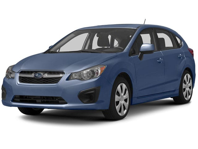 Used 2014 Subaru Impreza For sale in North Attleboro, Massachusetts